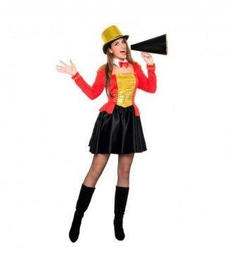 Disfraz Domadora Circo para mujer