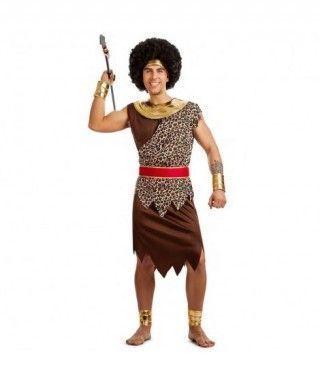 Disfraz Africano Jungle para hombre