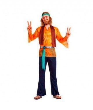Disfraz Hippie Woodstock para hombre