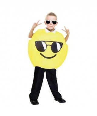 Disfraz Emoti Gafas Infantil