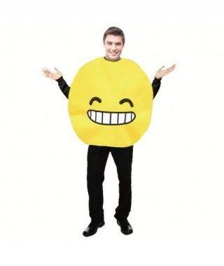 Disfraz Emoti Risas Adulto