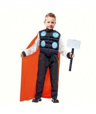 Disfraz de Héroe Trueno para Niño