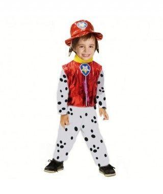 Disfraz Perro Bombero infantil