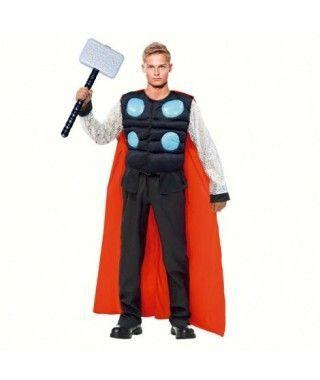 Disfraz Héroe Trueno adulto