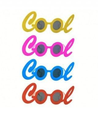 Gafas Cool Accesorio Fiesta