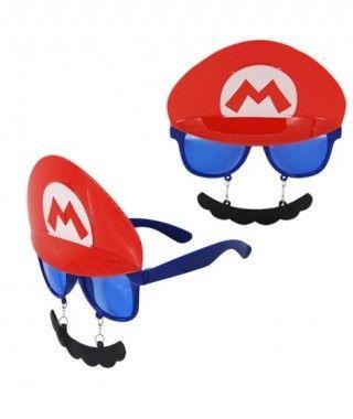 Gafas Fontanero Rojo