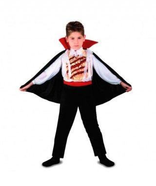 Disfraz Vampiro Sangriento para Niño