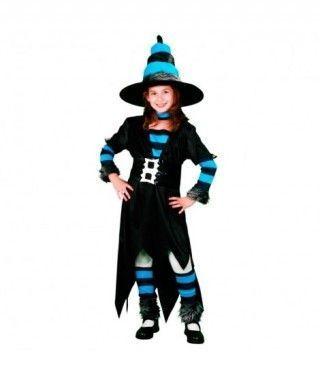 Disfraz Bruja Caprichosa para niña