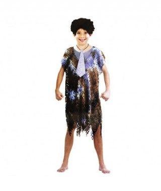 Disfraz Troglodita Azul para niño