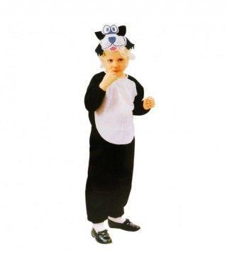 Disfraz Gato bebe Carnaval