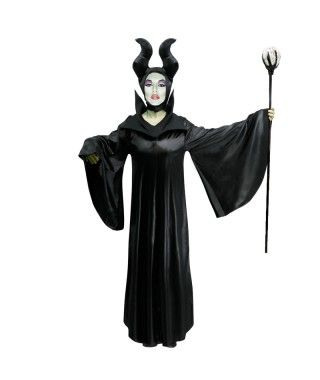 Disfraz Maléfica mujer adulto para Carnaval