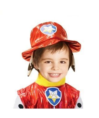 Sombrero Perro Bombero Infantil