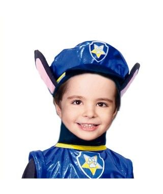 Gorra Perro Policía Infantil