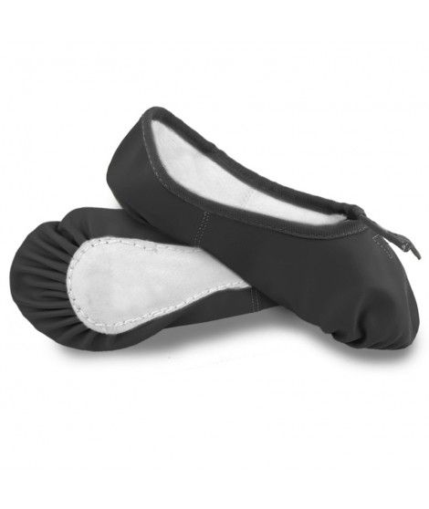 Zapatos Ballet infantil Negros