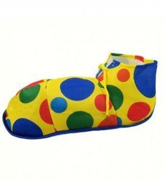 Zapatos de Payaso Gigantes