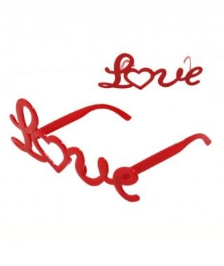 "Gafas divertidas ""Love""..."