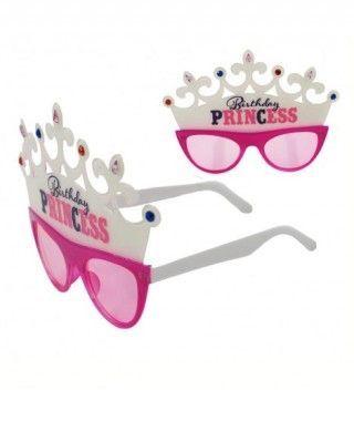 Gafas Cumpleaños Princesa