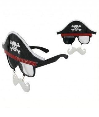 Gafas Capitán Pirata