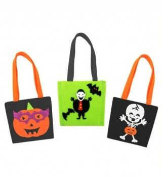 Bolsas Halloween Trick or Treat Mini