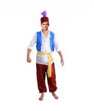 Disfraz Principe Árabe para hombre