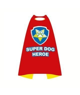 Capa Súper Dog Hero