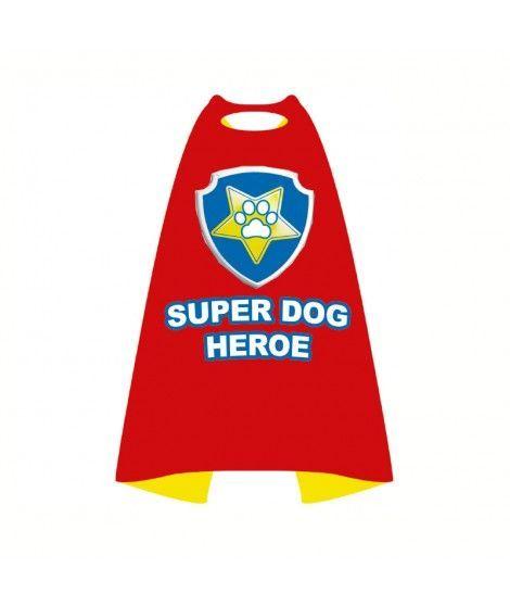 Capa Súper Dog Hero