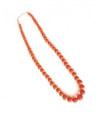 Collar Sevillanas Naranja