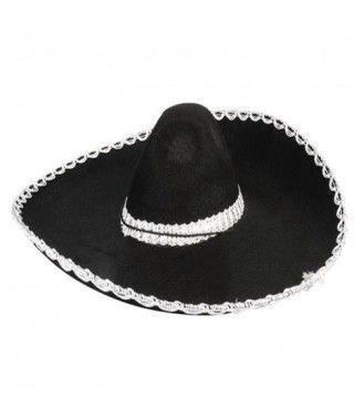 Sombrero Mariachi Mejicano Fieltro