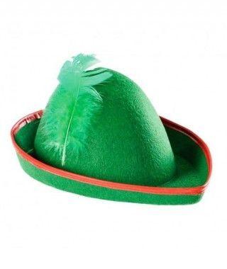 Sombrero Robin Hood Arquero Fieltro