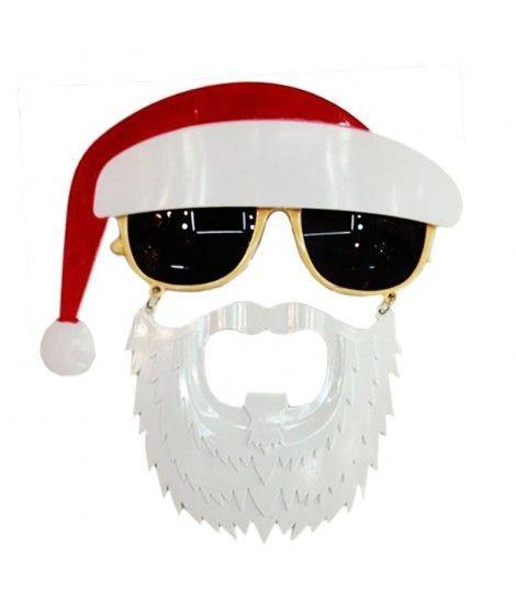 Gafas Papá Noel con Barba