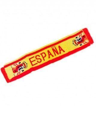 Bufanda España Punto
