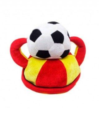Gorro Balón Fútbol España foam
