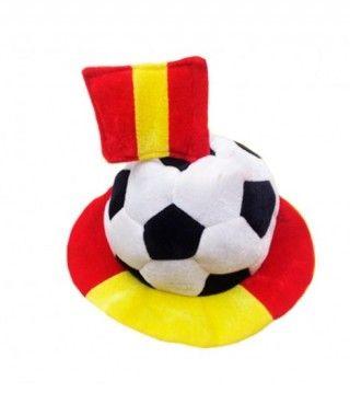 Gorro Balón Bandera España foam