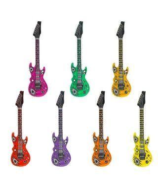 Guitarra Hinchable