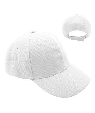 Gorra Blanco Lisa (+ tallas)