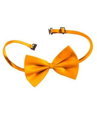 Pajarita Amarilla Simple