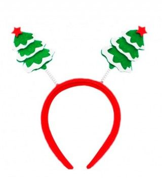 Diadema Navidad Árbol...