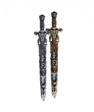 Espada Medieval Tallada