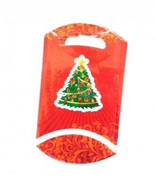 Bolsas de Papel Árbol de Navidad (6 uds) para caramelos o regalos