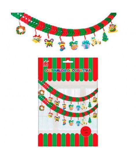 Guirnalda Decoración Navidad