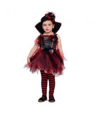 Disfraz Vampiresa Love Niña