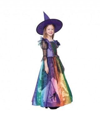 Disfraz Bruja Colorines para Niña