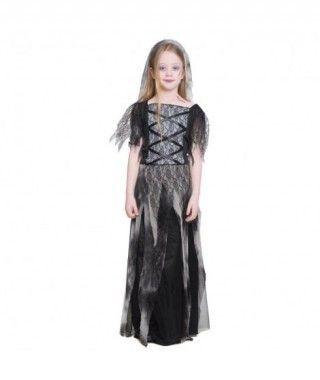 Disfraz Novia Espíritu para Niña
