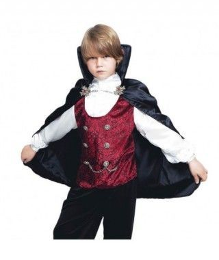 Disfraz Vampiro Cruz Gótica para Niño