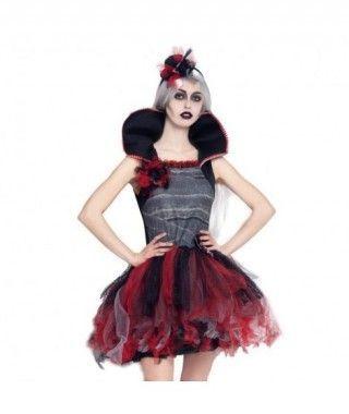 Disfraz Vampiresa Love Mujer