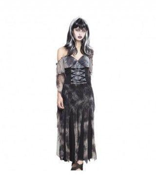 Disfraz Novia Espíritu para Mujer