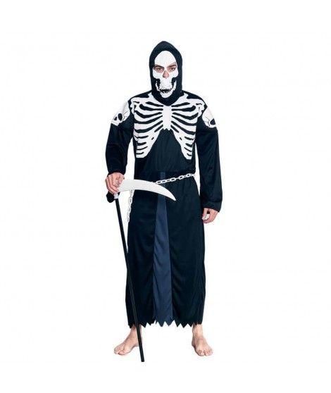 Disfraz Muerte con Cadena para Hombre