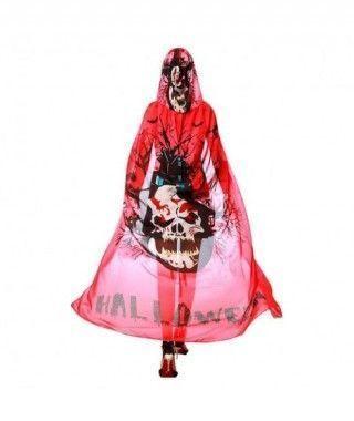 Capa Halloween Skull Print 140 cm