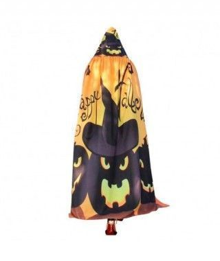 Capa Halloween Calabaza Bruja Print 140 cm