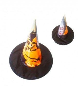 Sombrero Bruja Halloween Print